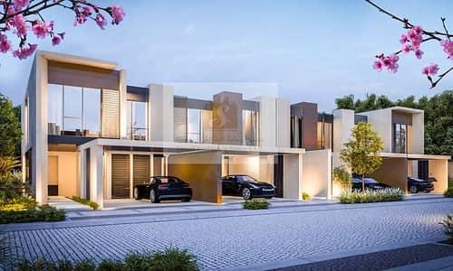 3 Bedroom Villa for Sale in Dubailand, Dubai - CHERRY WOOD   3BR + MAIDS    SINGLE ROW