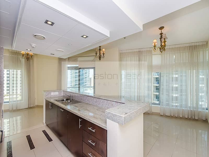 2 Beautiful |  Spacious 1 BR Apartment with JBR View