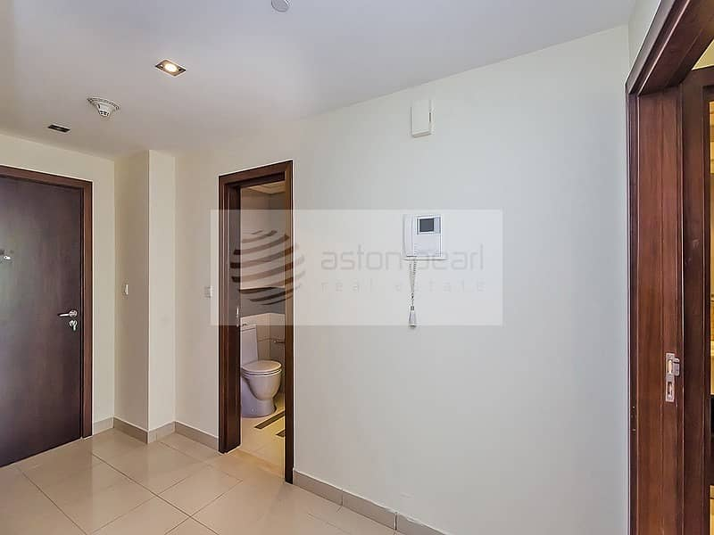 10 Beautiful |  Spacious 1 BR Apartment with JBR View