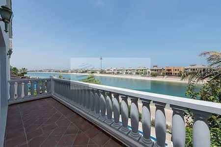 فیلا 6 غرف نوم للبيع في نخلة جميرا، دبي - Beautiful Signature Villa |Well Maintained |Vacant