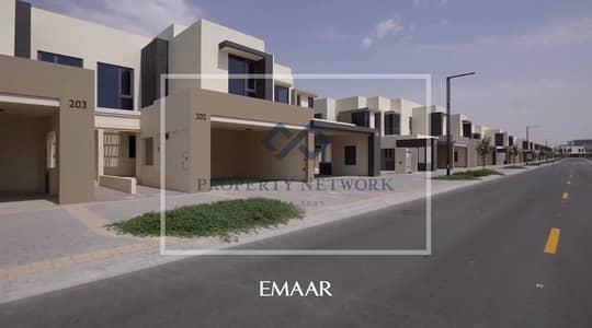 4 Bedroom Townhouse for Rent in Dubai Hills Estate, Dubai - Close to Park I Corner Unit I Type 2E