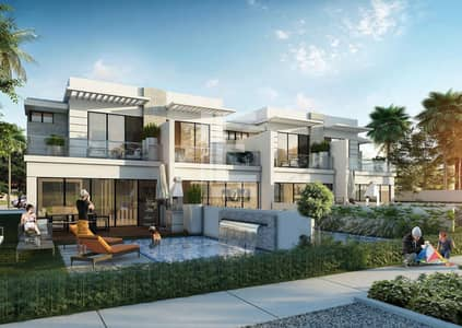 3 Bedroom Townhouse for Sale in DAMAC Hills (Akoya by DAMAC), Dubai - THM1 3br+M I Golf Community I Large Plot