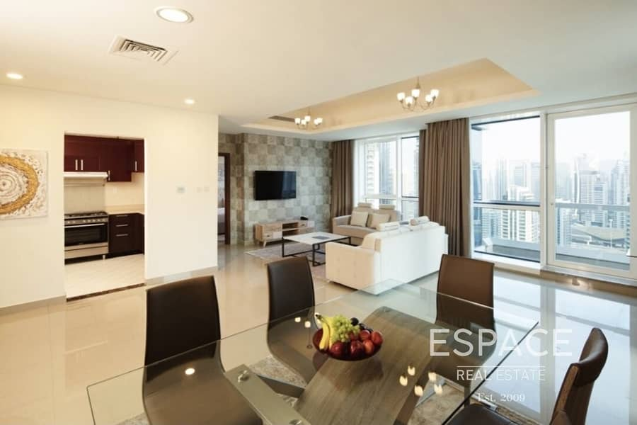 2 Hotel Apartment | 2 Beds | Modern Finish