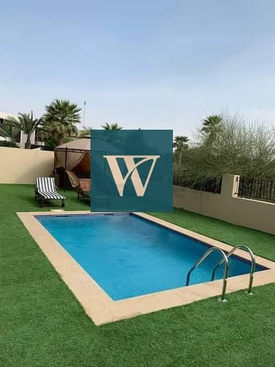 5 Bedroom Villa for Sale in DAMAC Hills (Akoya by DAMAC), Dubai - GENUINE NEW LISTING  |  PRIVATE POOL  |  GOLF COURSE VIEW