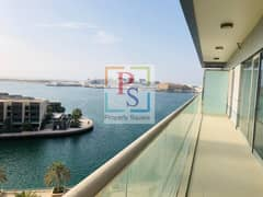 Hot Deal. !Sea View! Amazing 2BD+Maid+ Balcony.