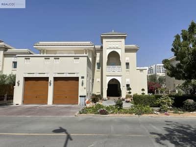 فیلا 5 غرف نوم للبيع في الفرجان، دبي - Single row Quortaj 5 Bed for sale