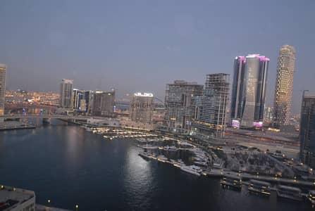 شقة 3 غرف نوم للايجار في الخليج التجاري، دبي - 3 Bed + Maid  1 Month Free   6 Cheques   Canal View