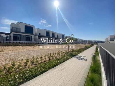 تاون هاوس 3 غرف نوم للبيع في دبي هيلز استيت، دبي - Single Row   3 Bed Vacant  Best Price
