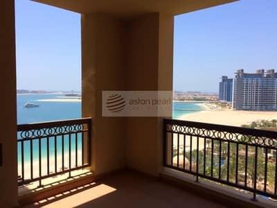 شقة 2 غرفة نوم للبيع في نخلة جميرا، دبي - E Type   Spacious 2 Bedroom Plus Maid    Sea View
