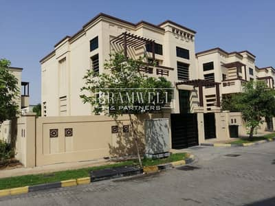 فیلا 5 غرف نوم للايجار في المقطع، أبوظبي - Amazing Stand Alone Villa Available Now!