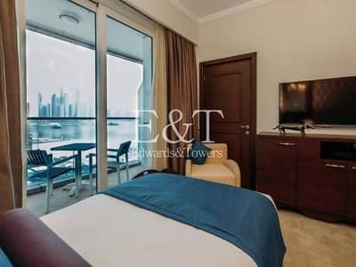 شقة فندقية  للبيع في نخلة جميرا، دبي - Hotel Apartment with Guaranteed 10% Return