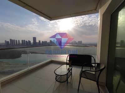 3 Bedroom Flat for Rent in Al Reem Island, Abu Dhabi - Two Balconies|Maids|Great Views & Facilities