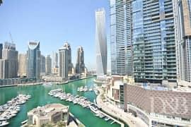 شقة في برج الفيروز أبراج مرسى دبي (أبراج إعمار الستة) دبي مارينا 2 غرف 2400000 درهم - 5035085