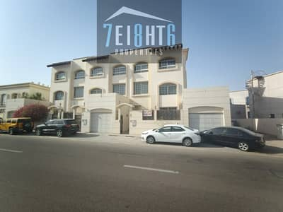 4 Bedroom Villa for Rent in Mirdif, Dubai - Outstanding property:  4 b/r good quality semi-independent villa + maids room + sharing s/pool + large garden