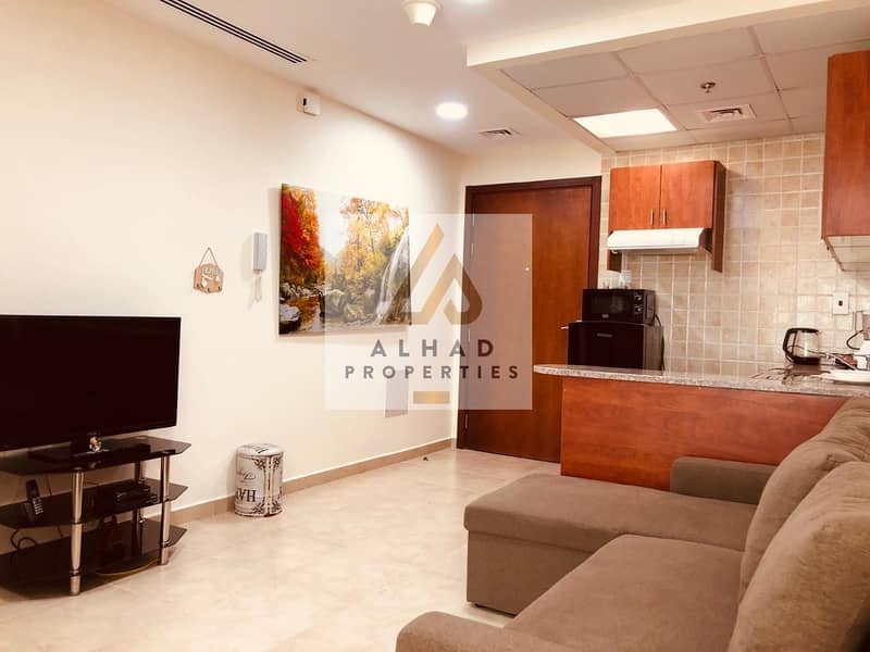 HOT DEAL ! | Furnished Studio | Rented | HIGH ROI 8.1%