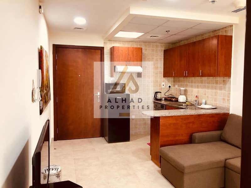 2 HOT DEAL ! | Furnished Studio | Rented | HIGH ROI 8.1%