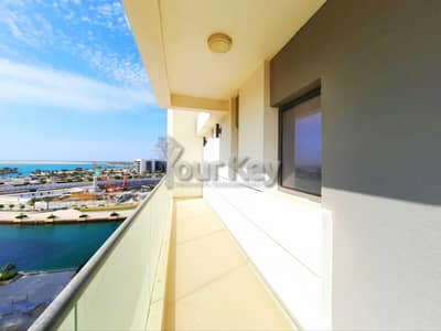 2 Bedroom Apartment for Rent in Al Raha Beach, Abu Dhabi - Brand new amazing  canal views ready to move