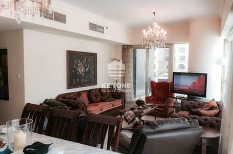 شقة 2 غرفة نوم للبيع في دبي مارينا، دبي - Gorgeous apartment I Spacious I Low floor I Bright
