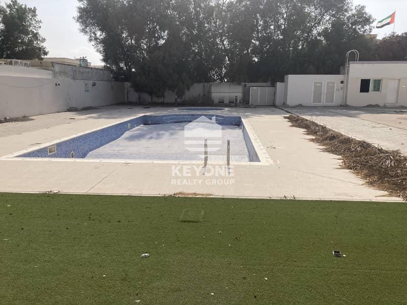 11 22 Bedrooms | Commercial Villa for Rent |  Al Safa