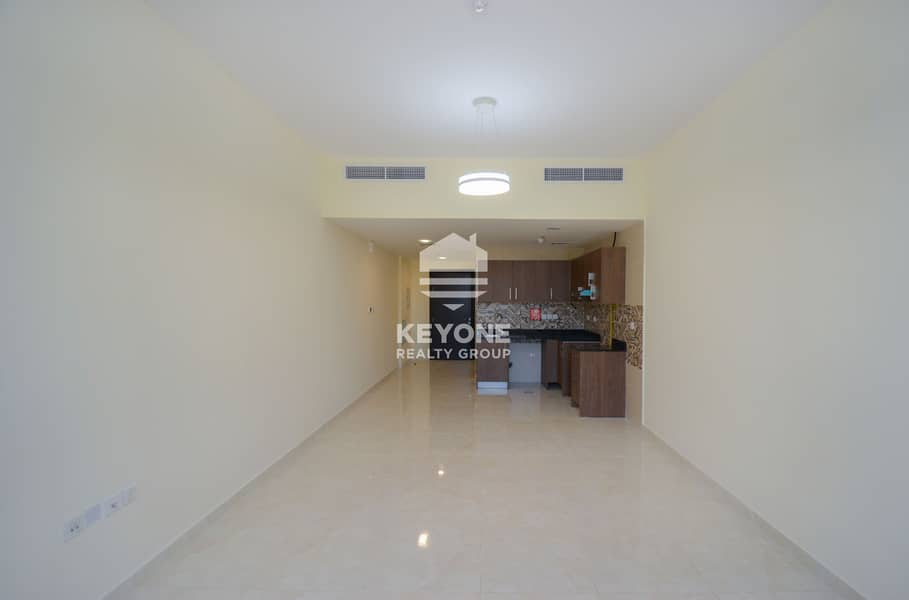 Brand New Ready Building | Pay 10%  & Move in and 5 years Post Handover
