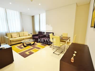 Luxury Furnished | 1 Bedroom |  Cour Jardin 12 Payments