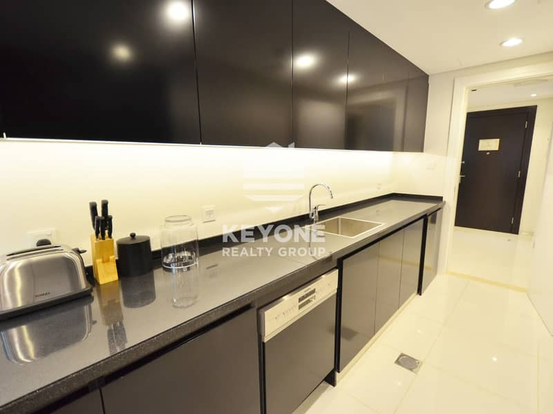 2 Luxury Furnished | 1 Bedroom |  Cour Jardin 12 Payments