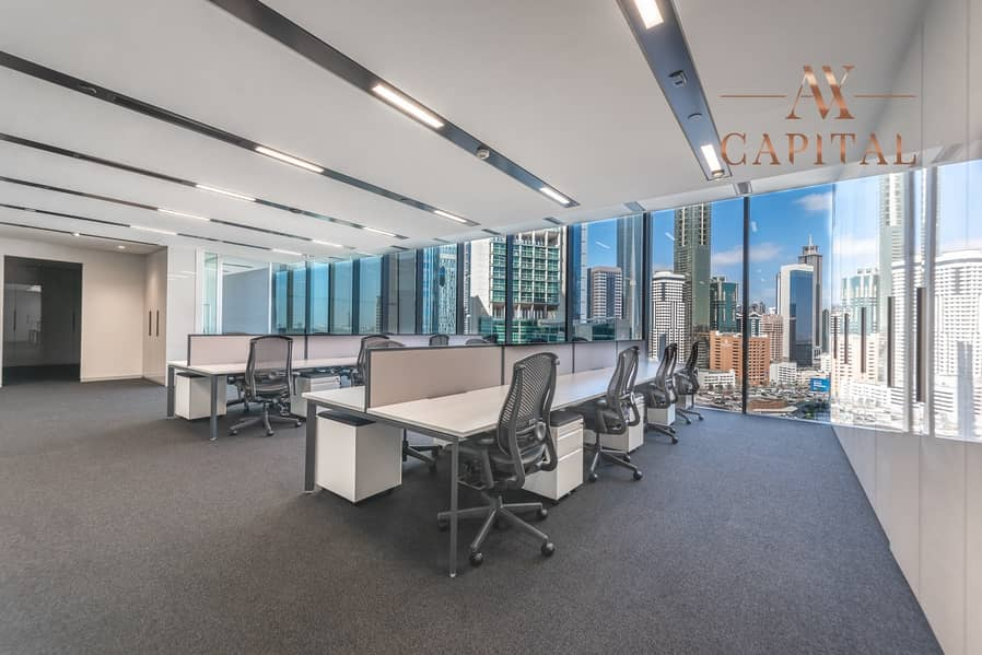 Furnished Office | Prime Area | Ideal for Business