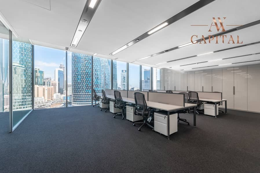 2 Furnished Office | Prime Area | Ideal for Business
