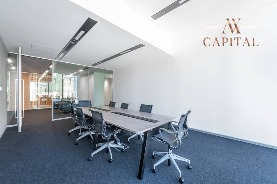 12 Furnished Office | Prime Area | Ideal for Business