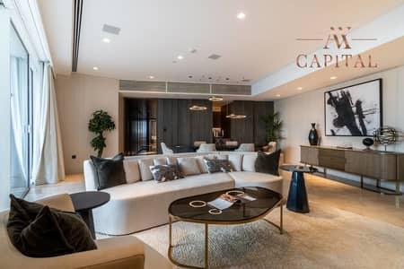 شقة 2 غرفة نوم للبيع في نخلة جميرا، دبي - Furnished   Spacious Living Room   Marvelous Apt