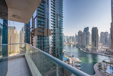 3 Bedroom Flat for Rent in Dubai Marina, Dubai - Dubai Marina View |  Non negotiable