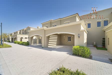 2 Bedroom Villa for Rent in Serena, Dubai - Type D +  | Vacant Ready to move  | Single Row