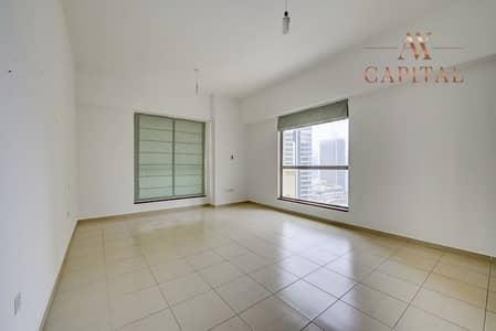 2 Bedroom Flat for Rent in Jumeirah Beach Residence (JBR), Dubai - Marina Views | High Floor | Oversized Windows