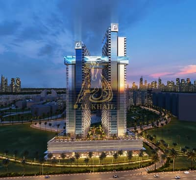 NO COMMISSION!  10% Deposit| Fully Fitted 1BR + Study in Dubai Science Park AED 1,110,000