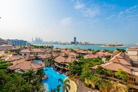 1 Bedroom Apartment for Rent in Palm Jumeirah, Dubai - Palm View   Sea View   Beach Access   Balcony