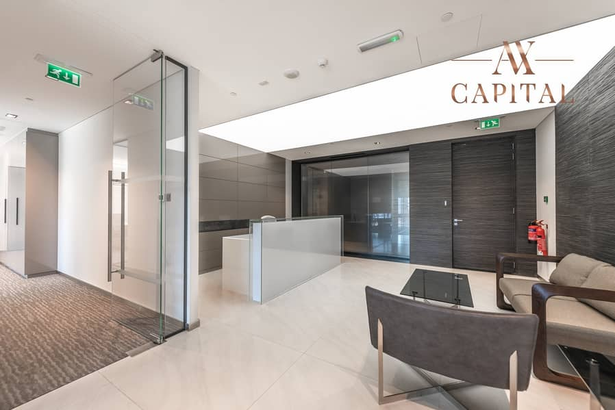 Equipped with Reception Area | Fully Fitted