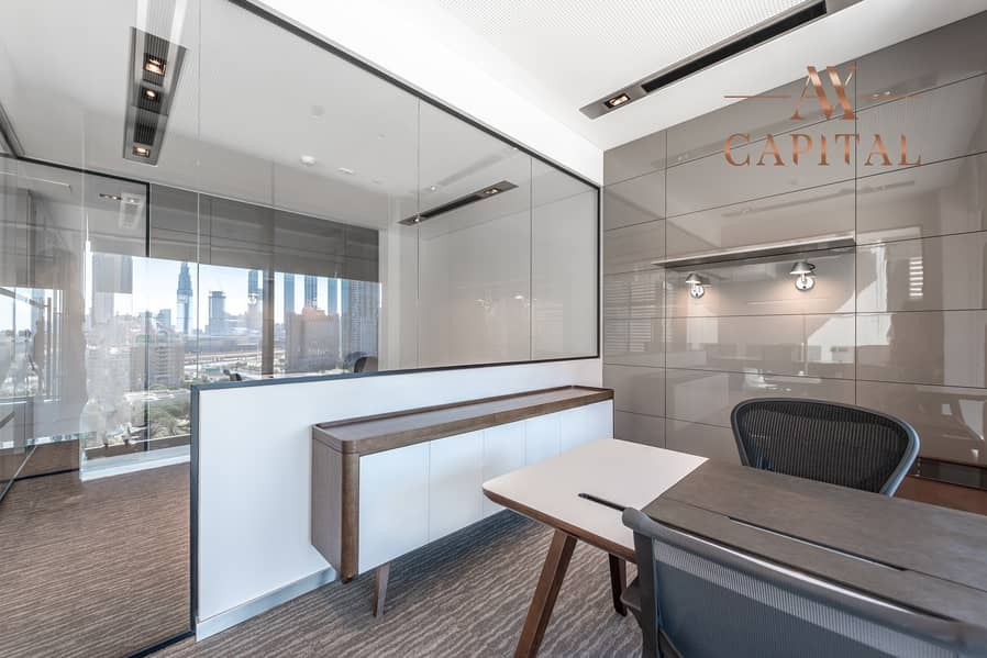 11 Equipped with Reception Area | Fully Fitted