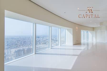 شقة 2 غرفة نوم للايجار في شارع الشيخ زايد، دبي - Stunning Sea View | Stylish Layout | 60 Days Free