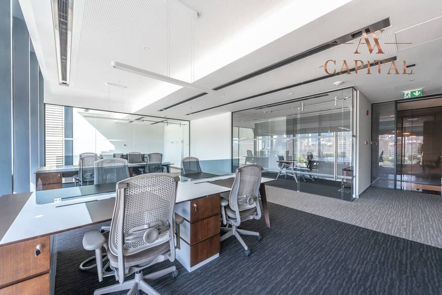 2 Furnished Office | Great Location | Brand New