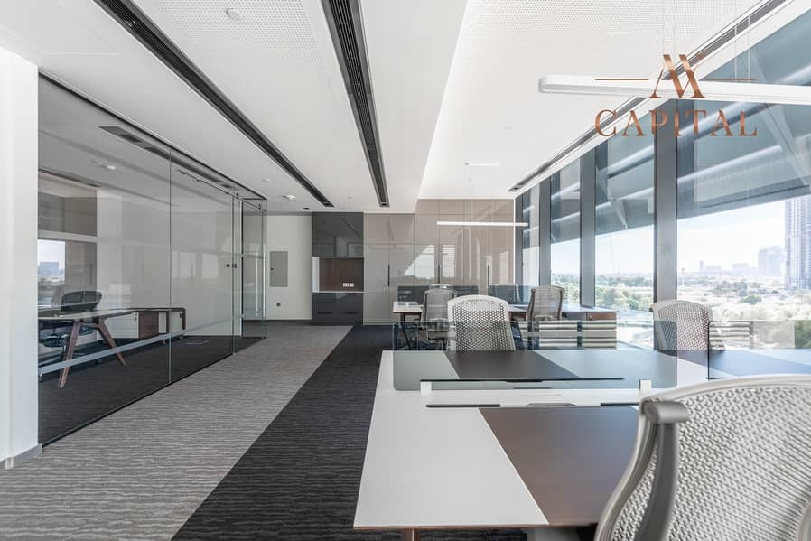 Furnished Office | Great Location | Brand New