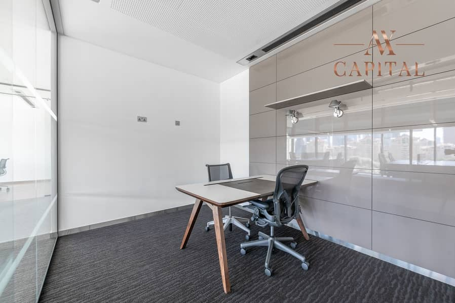 10 Furnished Office | Great Location | Brand New