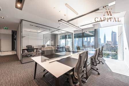 Office for Rent in DIFC, Dubai - Grade A Office | Fully Furnished | Luxurious