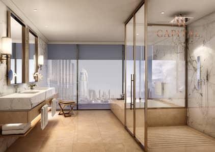 شقة 3 غرف نوم للبيع في وسط مدينة دبي، دبي - Resale   Prime Location   Very luxurious 3 Bed