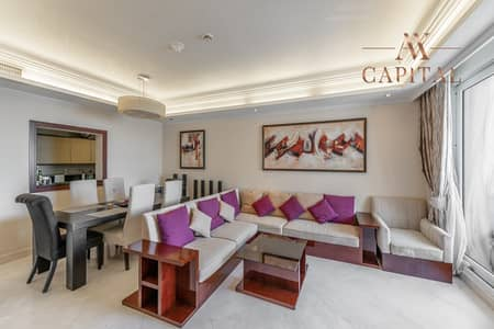 1 Bedroom Apartment for Sale in Palm Jumeirah, Dubai - Panoramic Sea View   Furnished