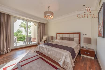 2 Bedroom Apartment for Rent in Palm Jumeirah, Dubai - Fully Furnished | Beach Access | Marvelous Apt