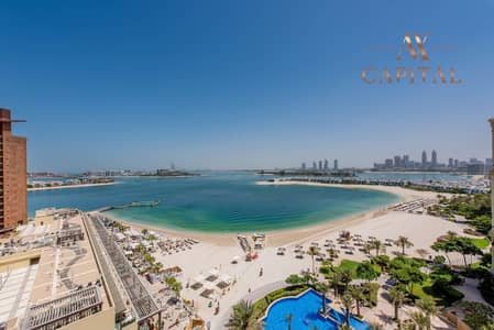 4 Bedroom Penthouse for Rent in Palm Jumeirah, Dubai - Duplex  | Panoramic Sea View  | Chiller Free
