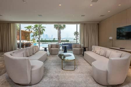 فیلا 3 غرف نوم للبيع في نخلة جميرا، دبي - Private Pool   Furnished   Beach Access