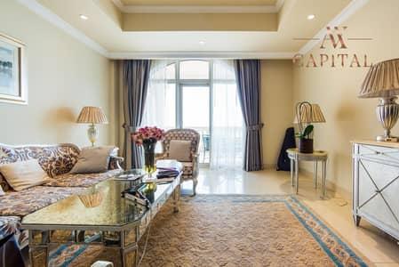 شقة 2 غرفة نوم للبيع في نخلة جميرا، دبي - Beach Access | Panoramic Sea View | Furnished