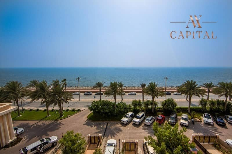 Beach Access   Panoramic Sea View   Furnished