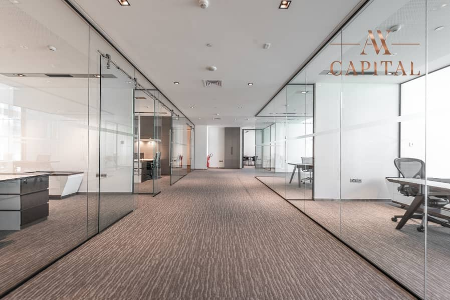 Top Grade Office Space | Great View | Very Stylish